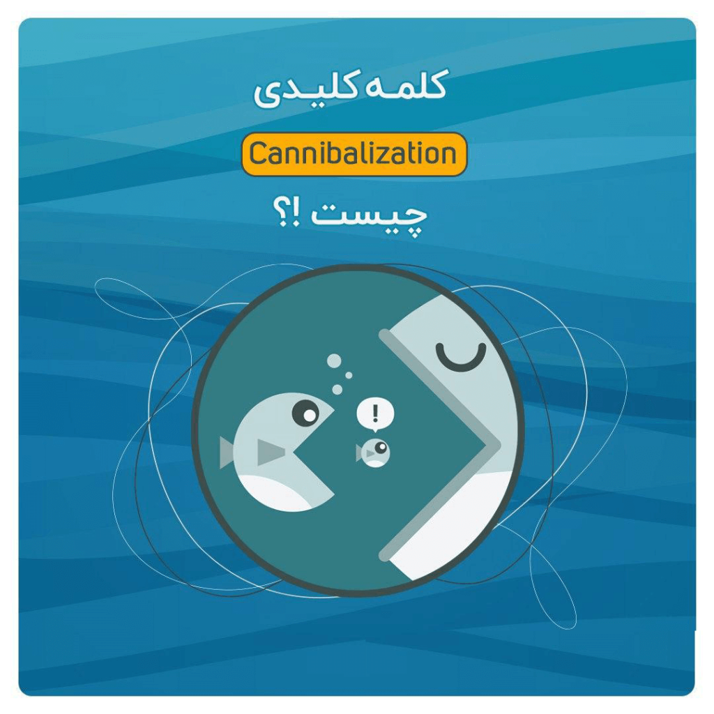 کلمه کلیدی Cannibalization چیست؟